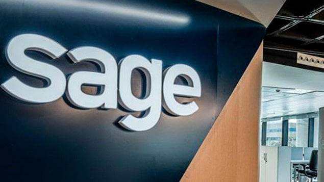 Sage a business cloud company