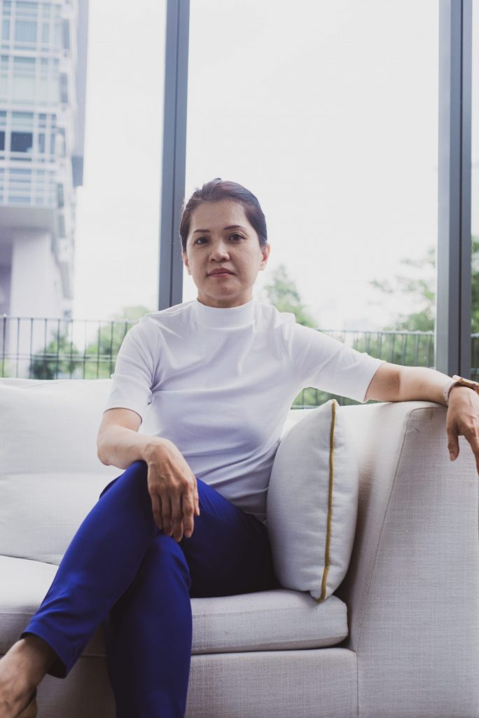 Yiru Shen, co-founder of medical nutrition startup SilverConnect, which produces nutritional pureed meals under the brand GentleFoods