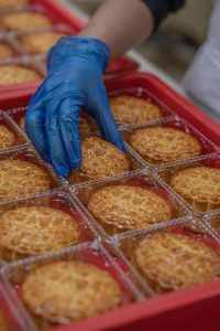 Mooncakes are favoured for gifting as they signify wholesomeness and togetherness