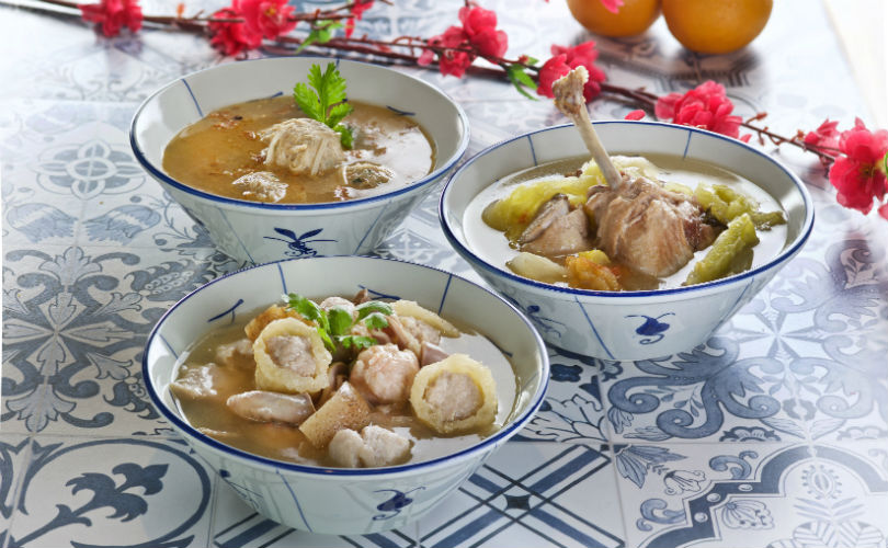 Chinese New Year feasting: The elements of a Peranakan Tok Panjang spread 3