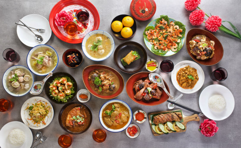 Chinese New Year feasting: The elements of a Peranakan Tok Panjang spread