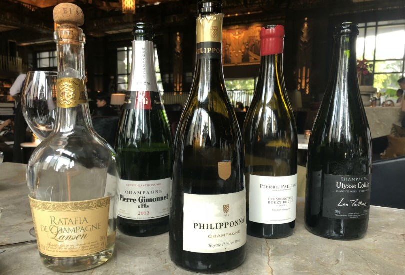 What to drink this month: Champagne, and not just the sparkling variety 2