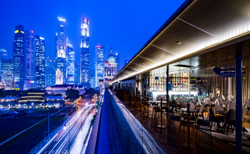 Check Out These Bars with Stunning Firework Views on National Day 2018 3