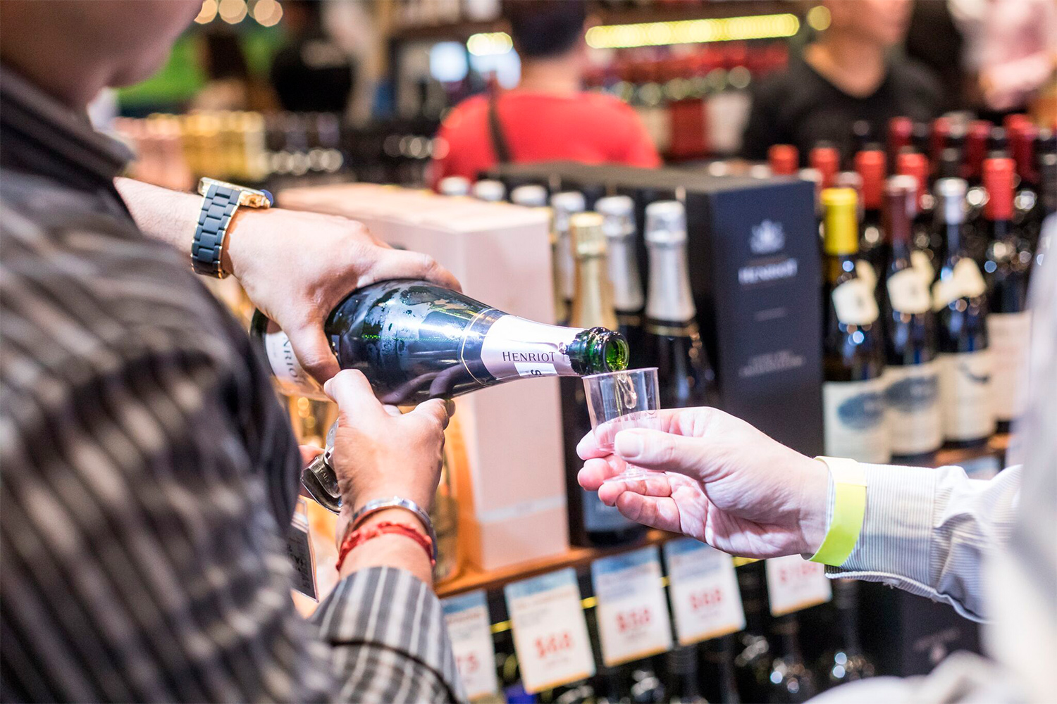 Wine Down At These Wine Events