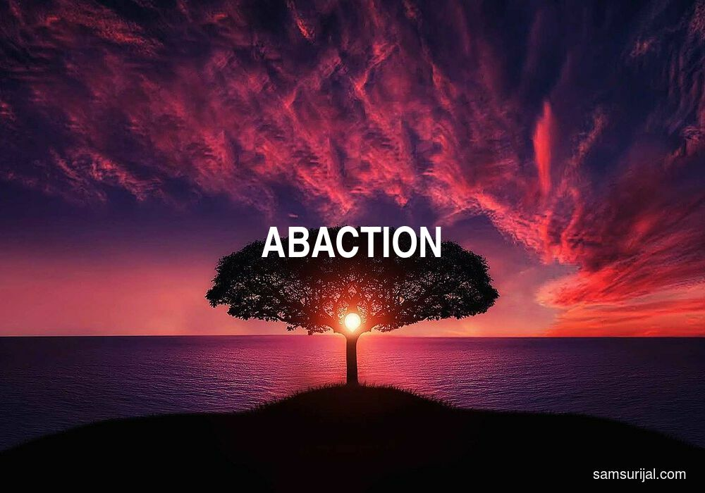 Arti Abaction