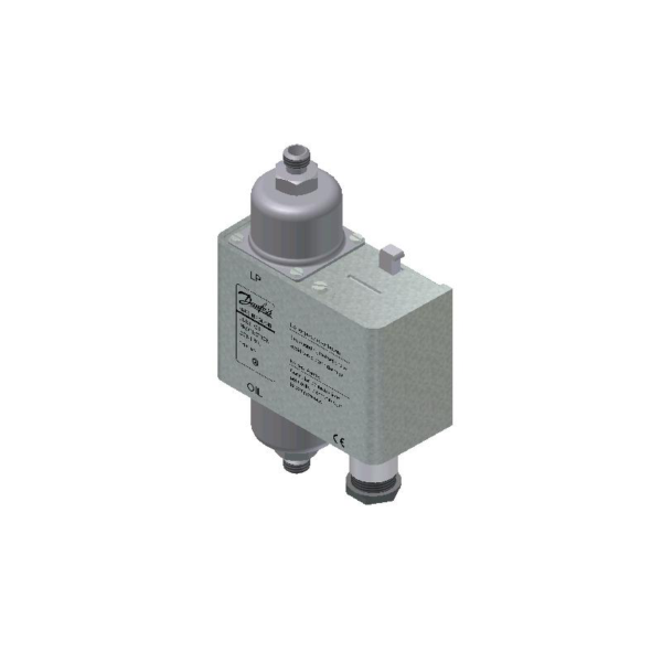 DANFOSS Differential pressure switch รุ่น MP55A