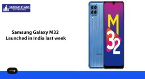Samsung Galaxy M32 Launched in India last week