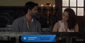 Damaged Web Series Review