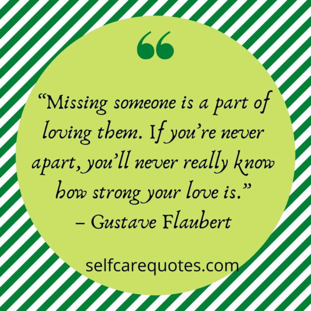 Missing quotes for spiritual love