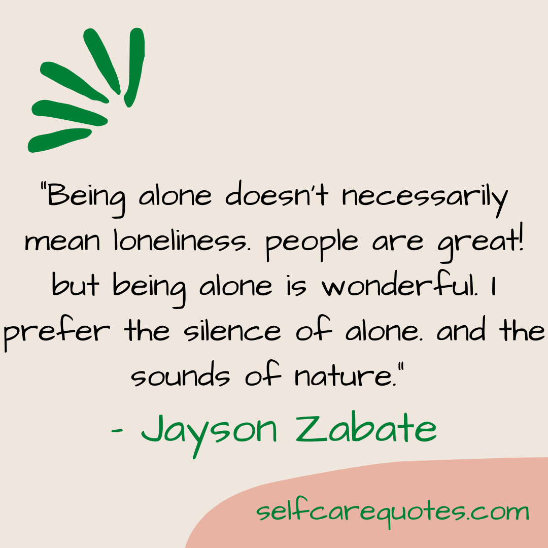 self help for loneliness