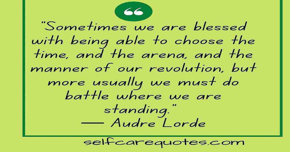 LordeAudre Lorde Quotes Black Lives Matter