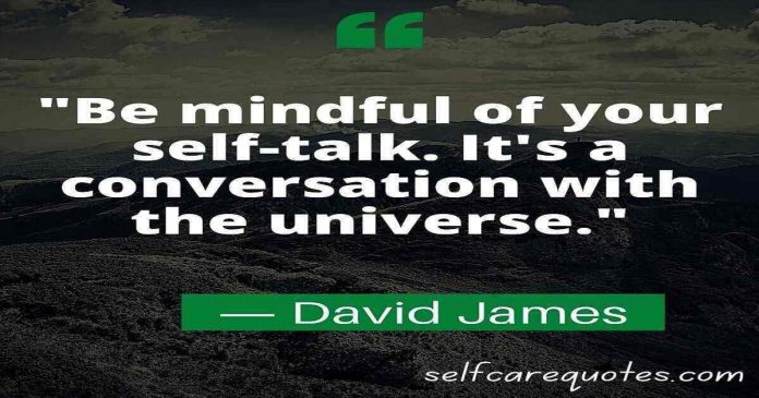 Positive Self Talk Quotes