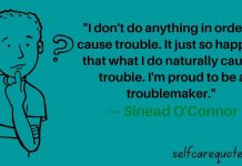Troublemaker Quotes