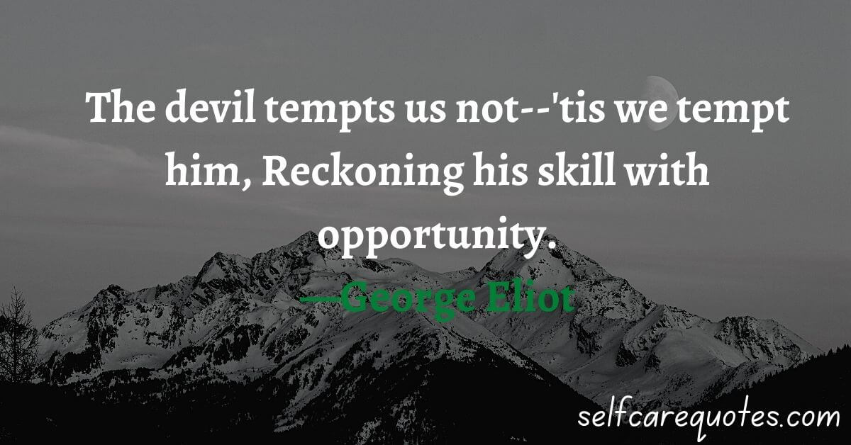 Quotes on Temptation and Lust