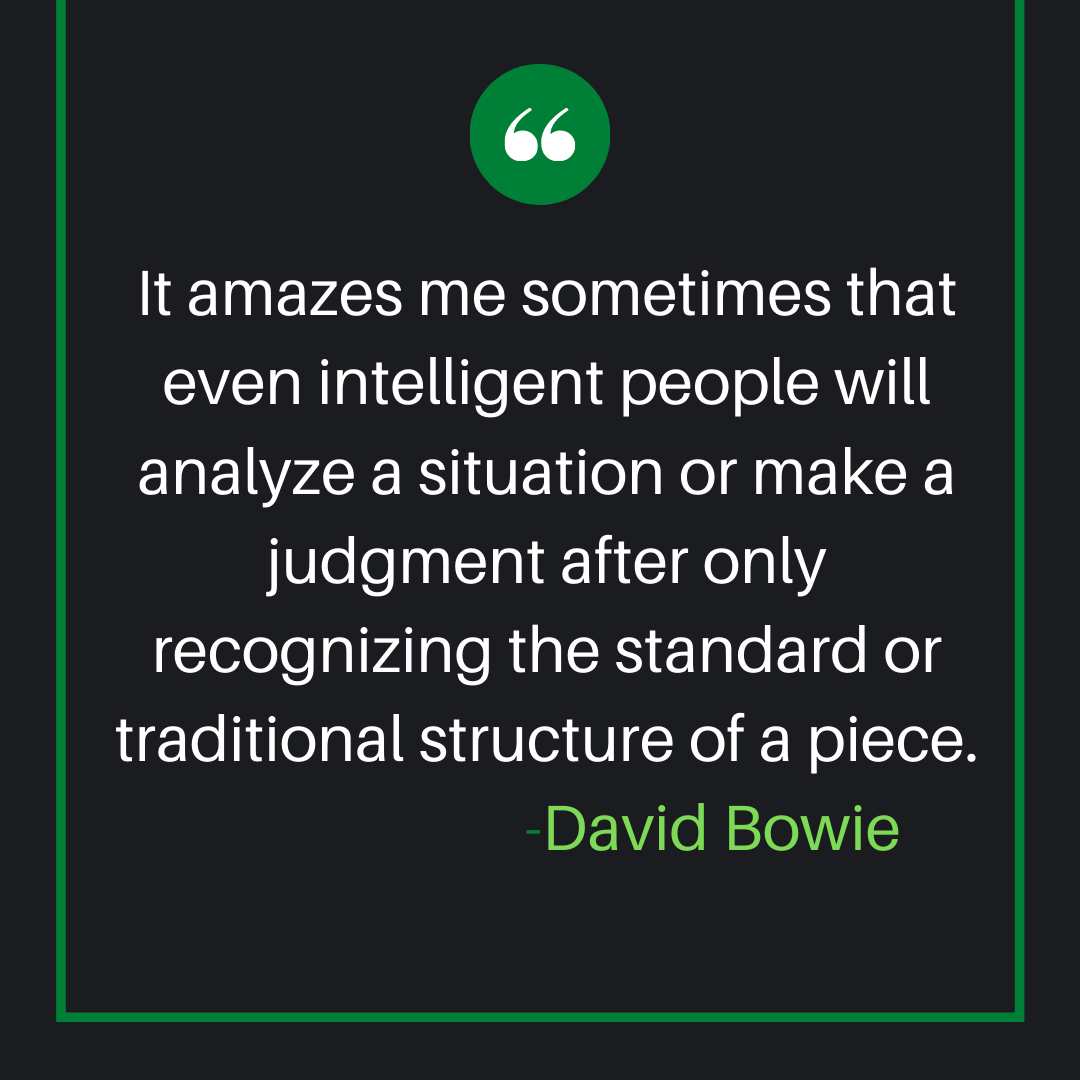 david bowie changes quote