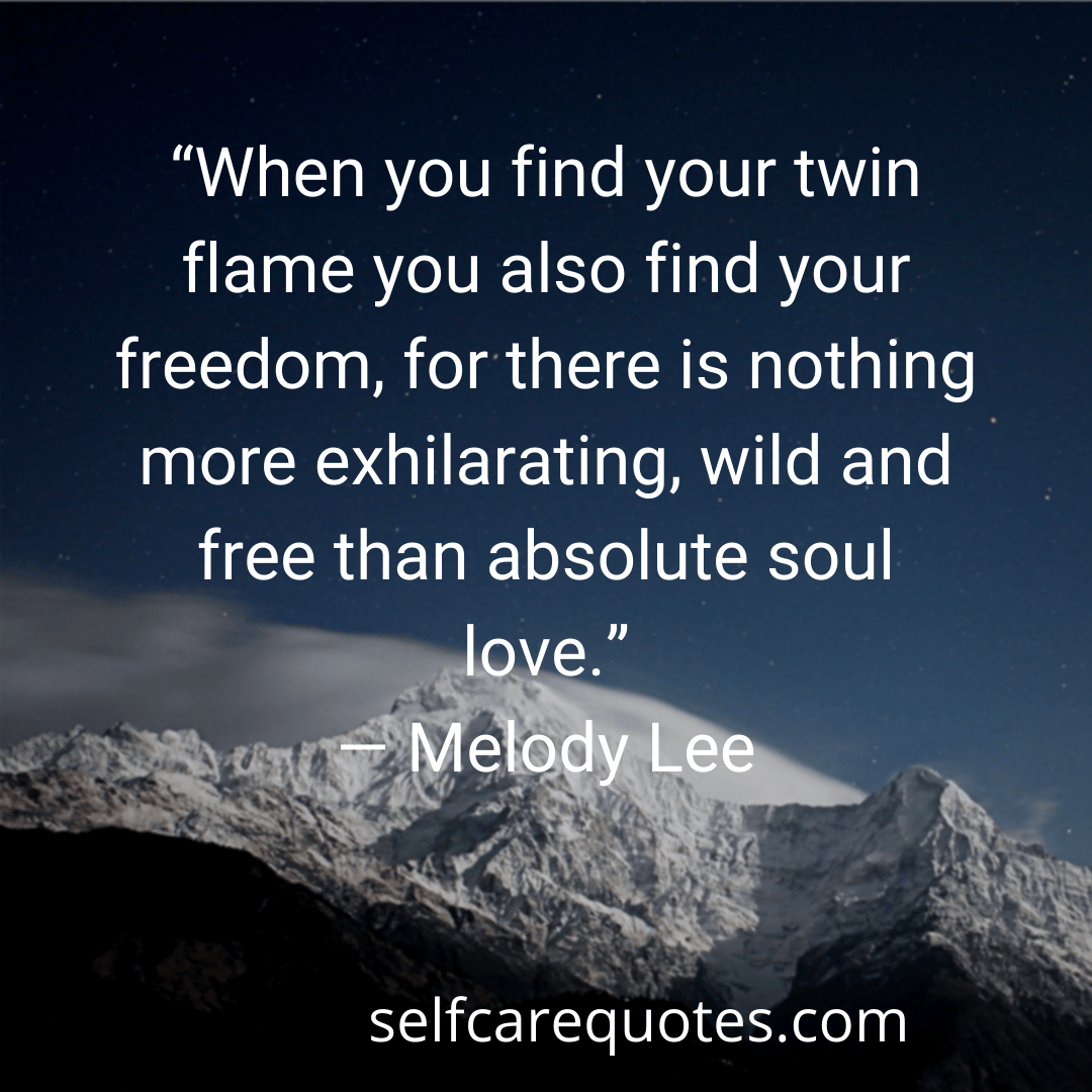 what are twin flames
