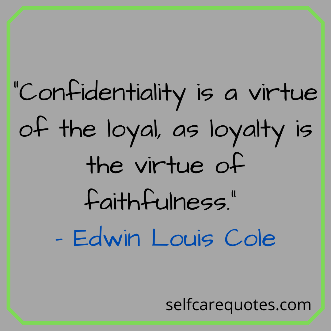 Work Loyalty quotes