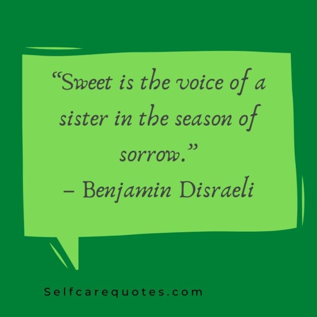 Famous Quotes about Sisters