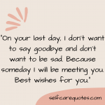 67 Top Popular Farewell Quotes for Seniors