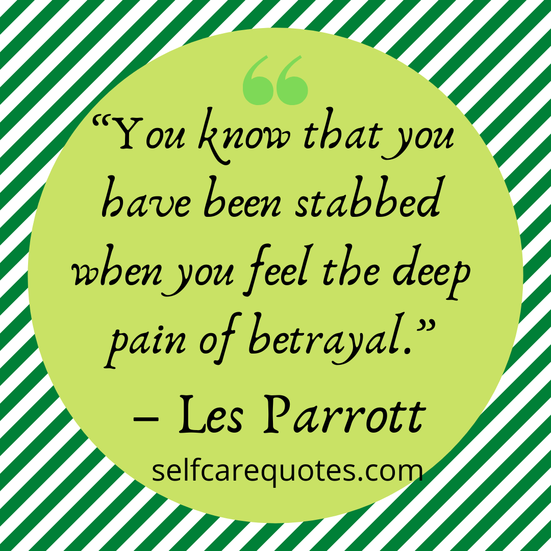 Sad betrayal quotes