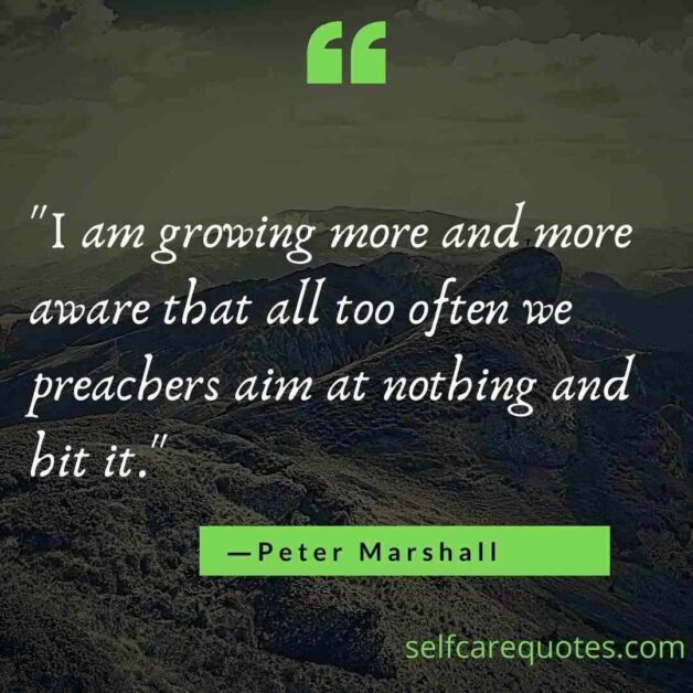 Peter Marshall Quotes