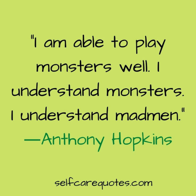 Quotes About Monsters