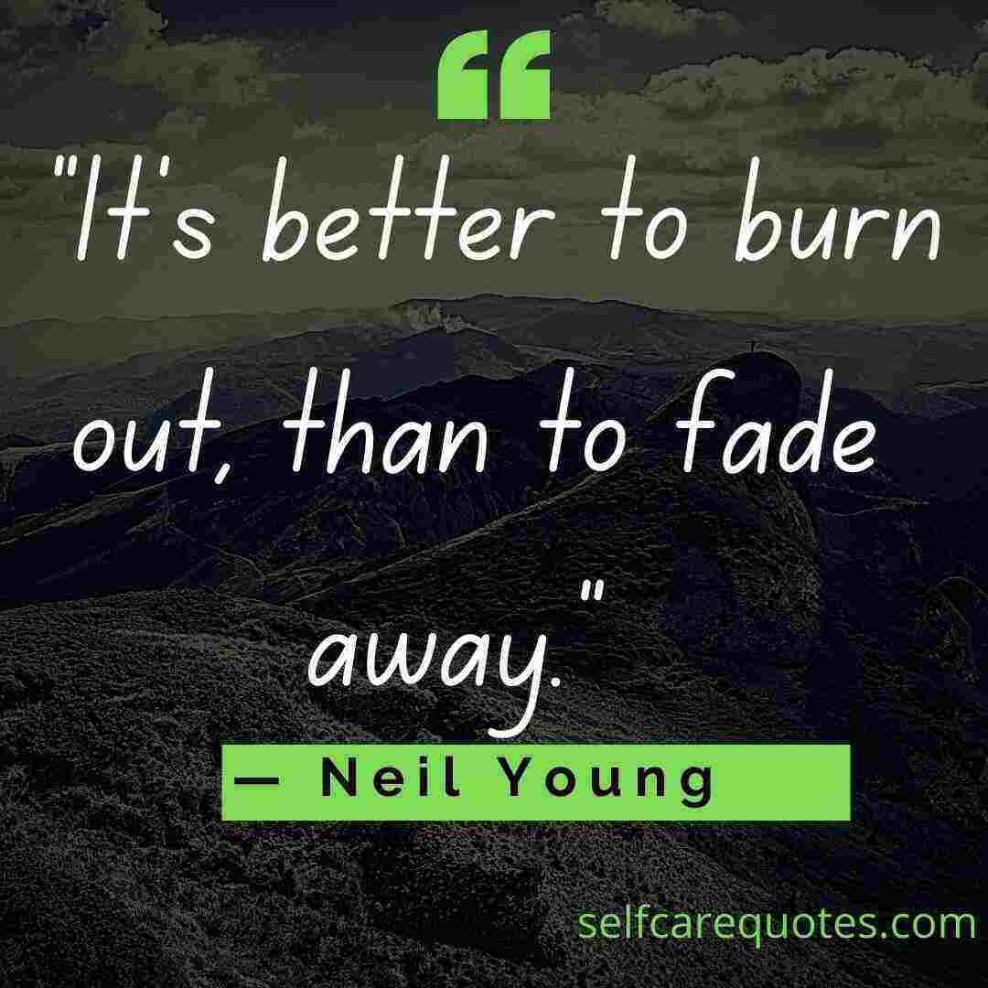 Neil Young Quotes
