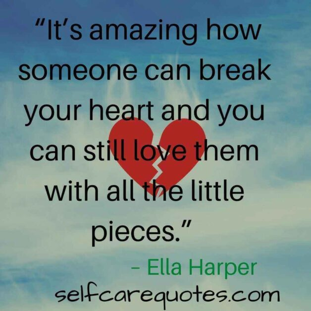 Sad love quotes for him and her