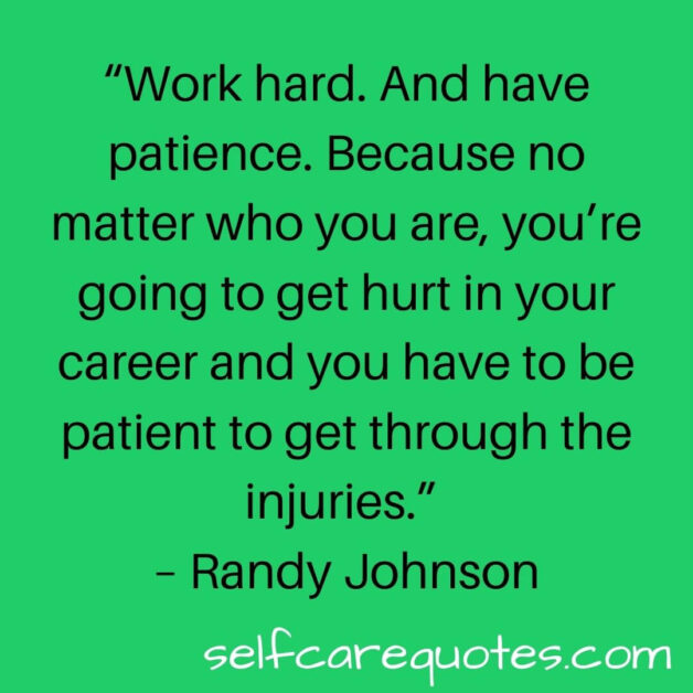 Patience Quotes for work