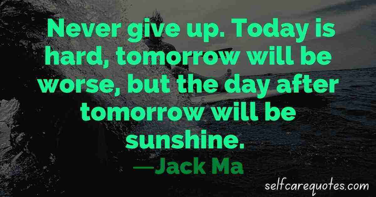 Quotes About Tomorrow