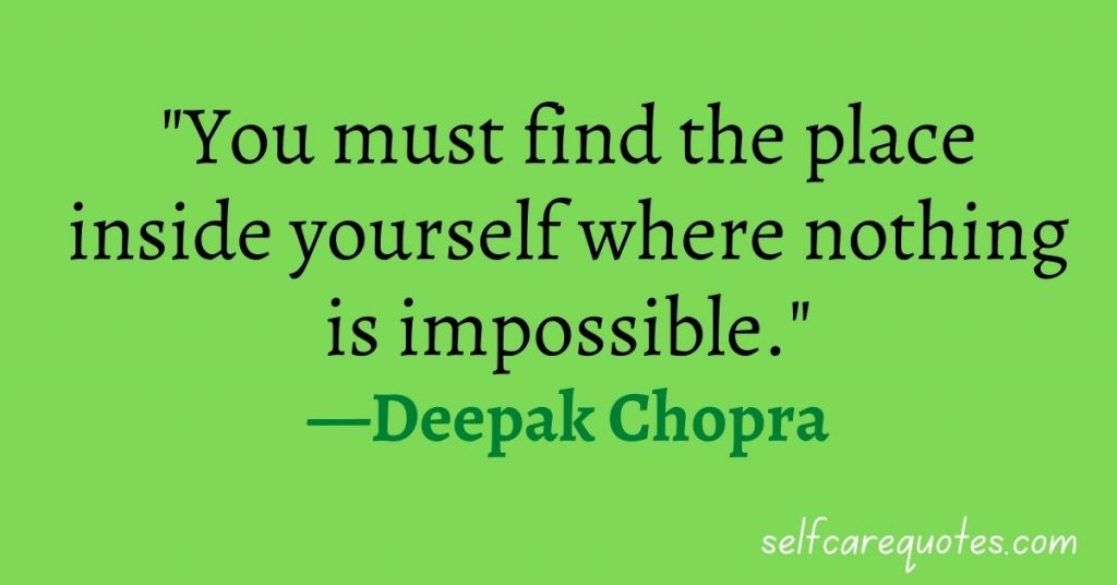 Nothing Is Impossible Quotes