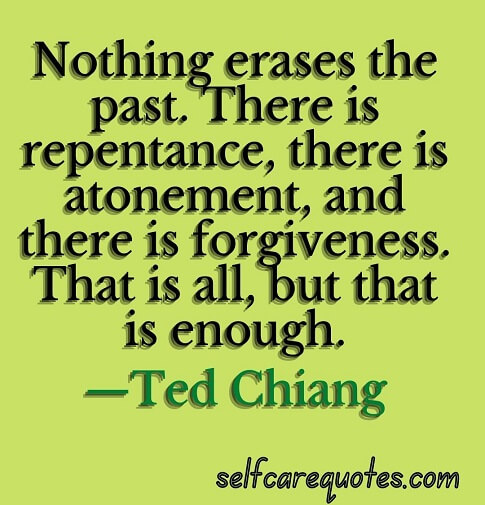 Forgiveness and Repentance Quotes