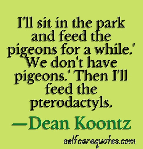 Positive Pigeon Quotes