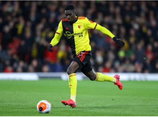 Sarr is interested in moving to Liverpool but still wants to play at Watford