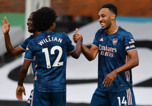 Debut Arsenal 3-0 Fulham, Willian dan Gabriel dinilai luar biasa