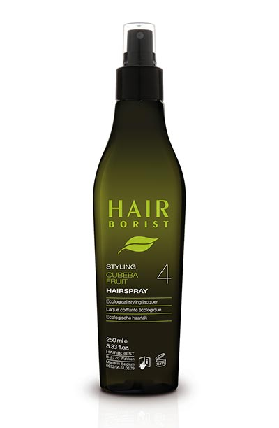 hairspray laque fixante naturelle laque coiffante naturelle