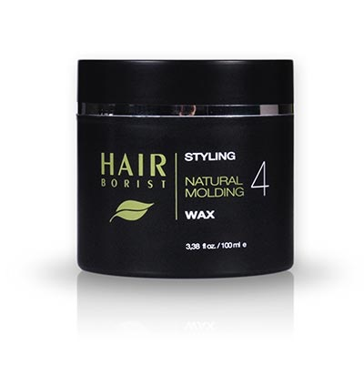 styling wax cire coiffante naturelle