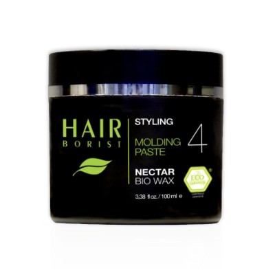 hairborist nectar bio wax styling