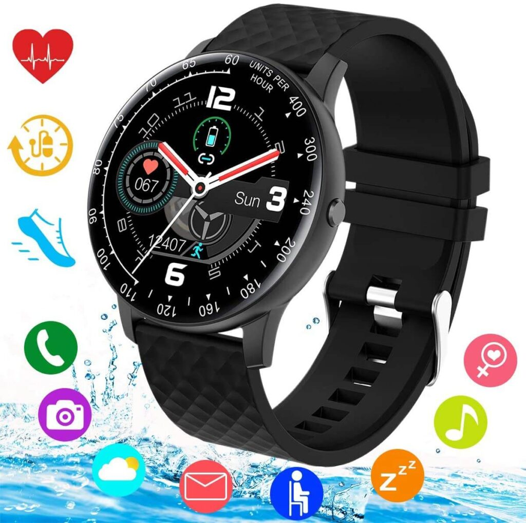 iFuntecky Smartwatch for Android and iOS