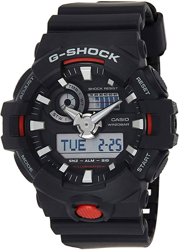 casio g shock tough smartwatch for construction workers