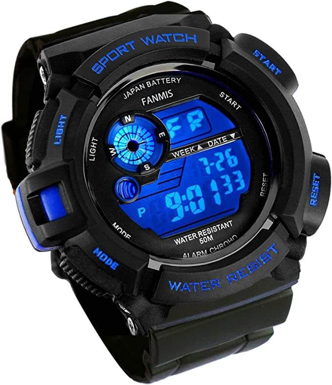 fanmish tough watch for construction workers