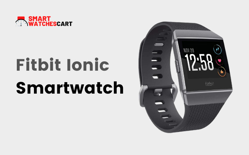 fitbit ionic smartwatch for teen