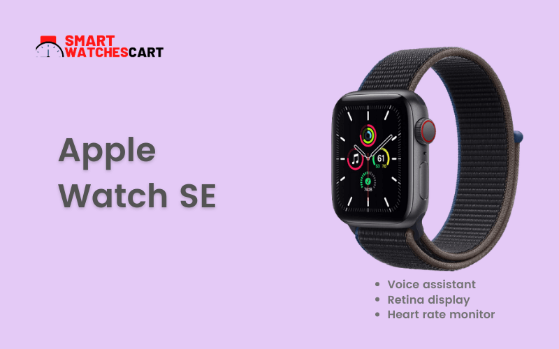 Apple Watch SE for high school students