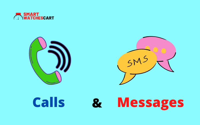 Calls and messages