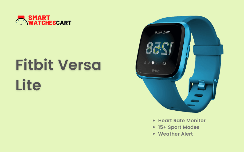 Fitbit Versa Lite Smartwatch for 10 year old
