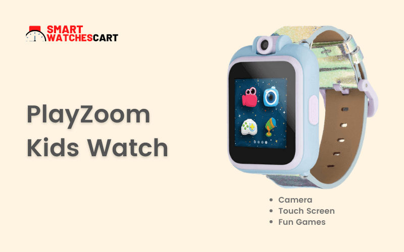 PlayZoom Kids smartwatch