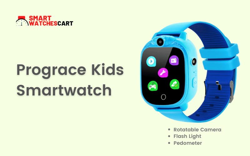 Prograce Kids Smartwatch for children