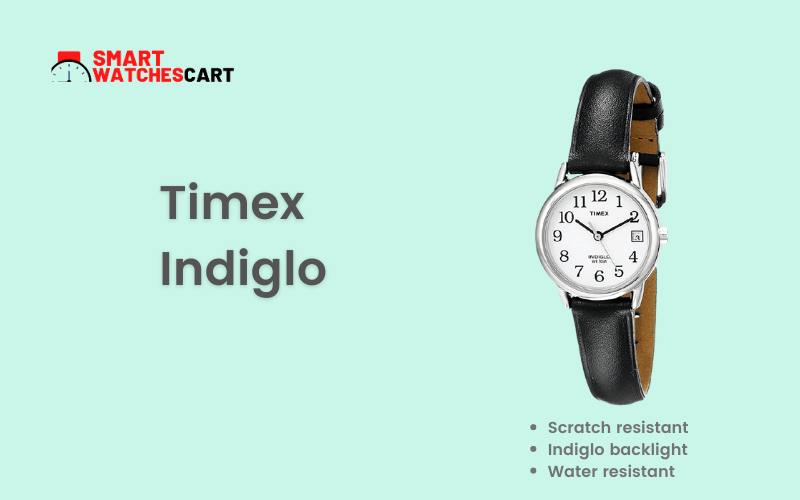 Timex Indiglo for college girls