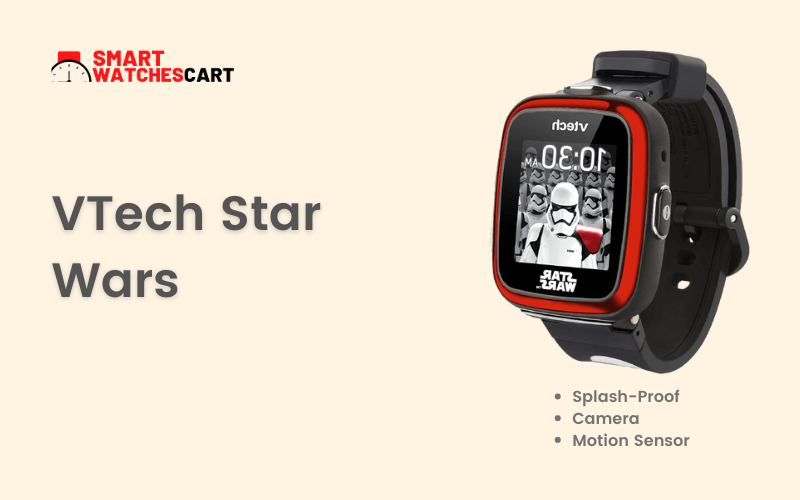 VTech Star Wars smartwatch for kids