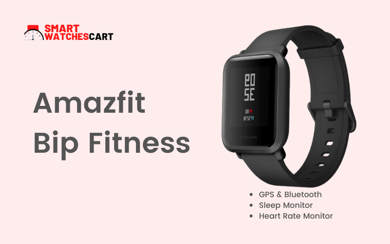 amazfit smartwatch for 10 year old